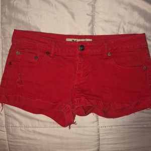 But these cute and affordable shorts for summer:)